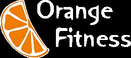 Логотип фитнес-клуба Orange Fitness