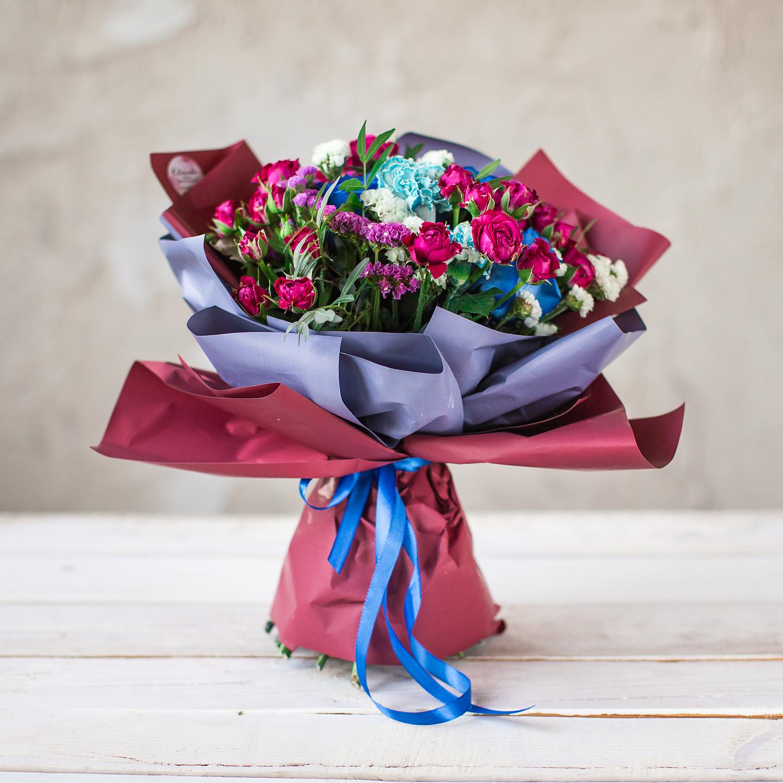 Современные букеты 2017, склад цветов