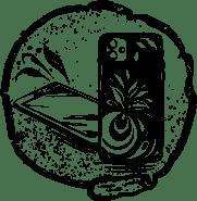 эксклюзивные чехлы для айфон 12