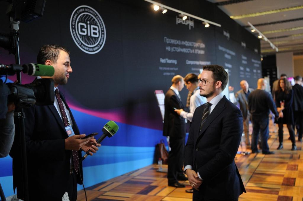 Интервью генерального директора Group-IB