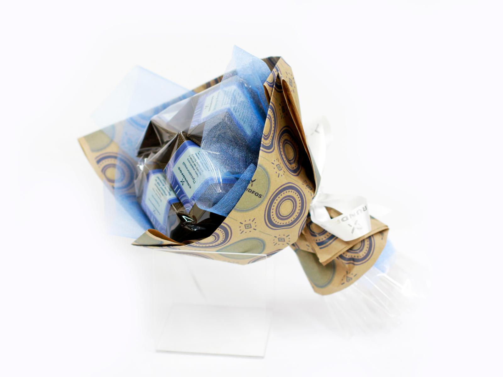 Упаковочная крафт-бумага