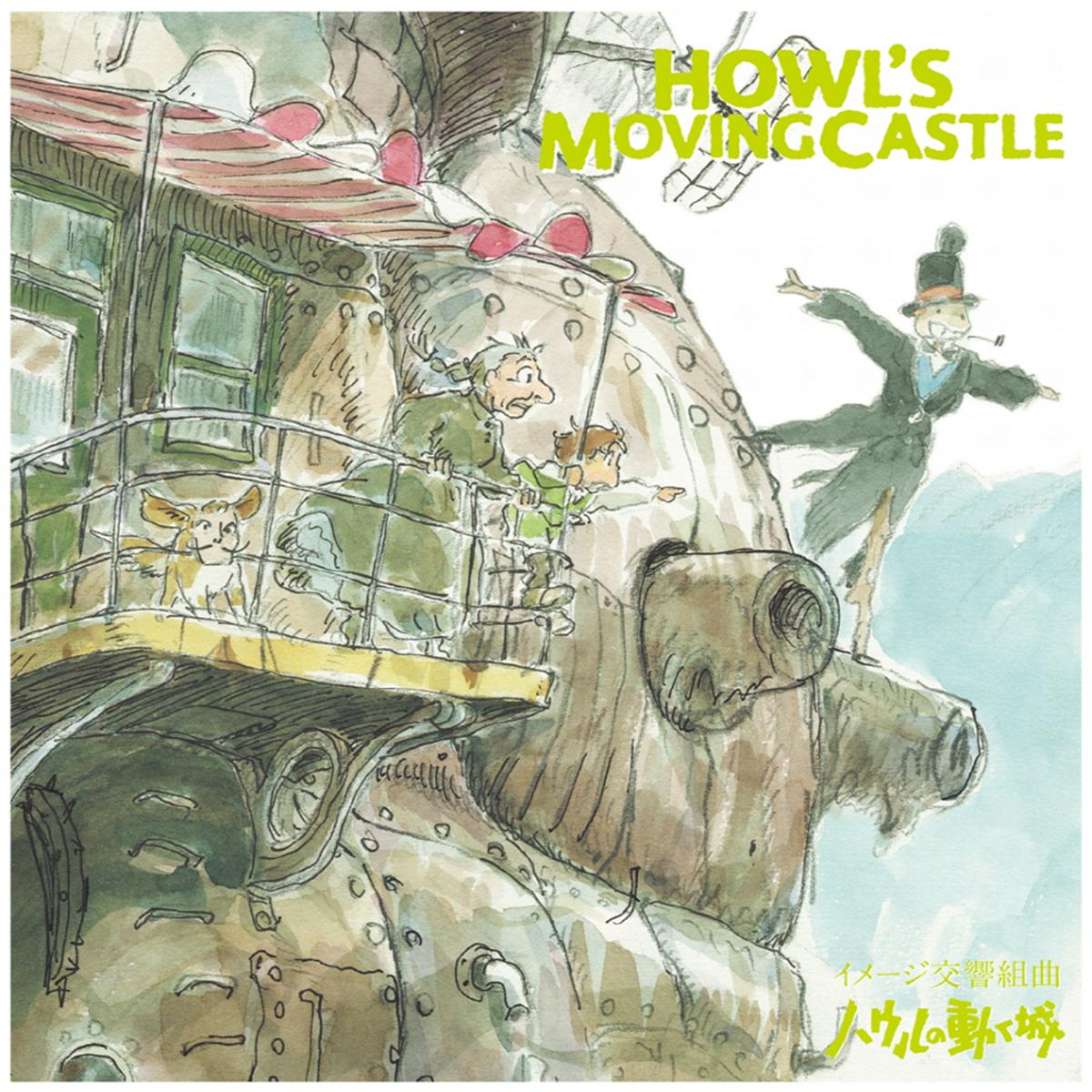 Howl's Moving Castle: Image Symphonic Suite