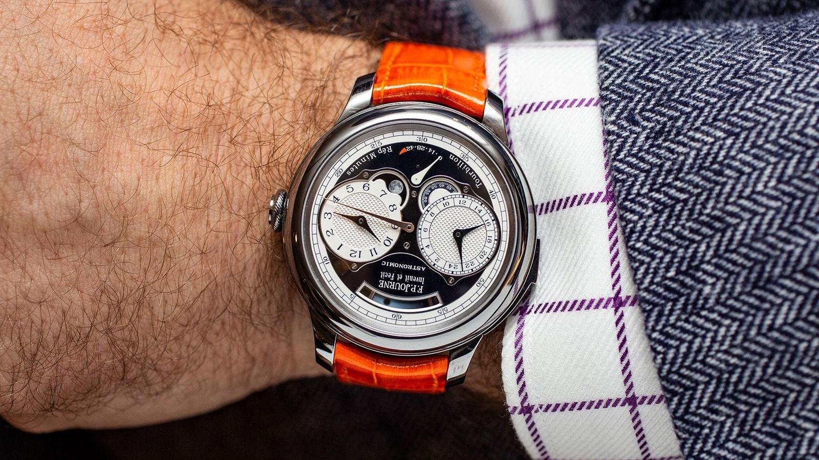 Ломбард Часов F.P.Journe - Выкуп элитных часов в Москве