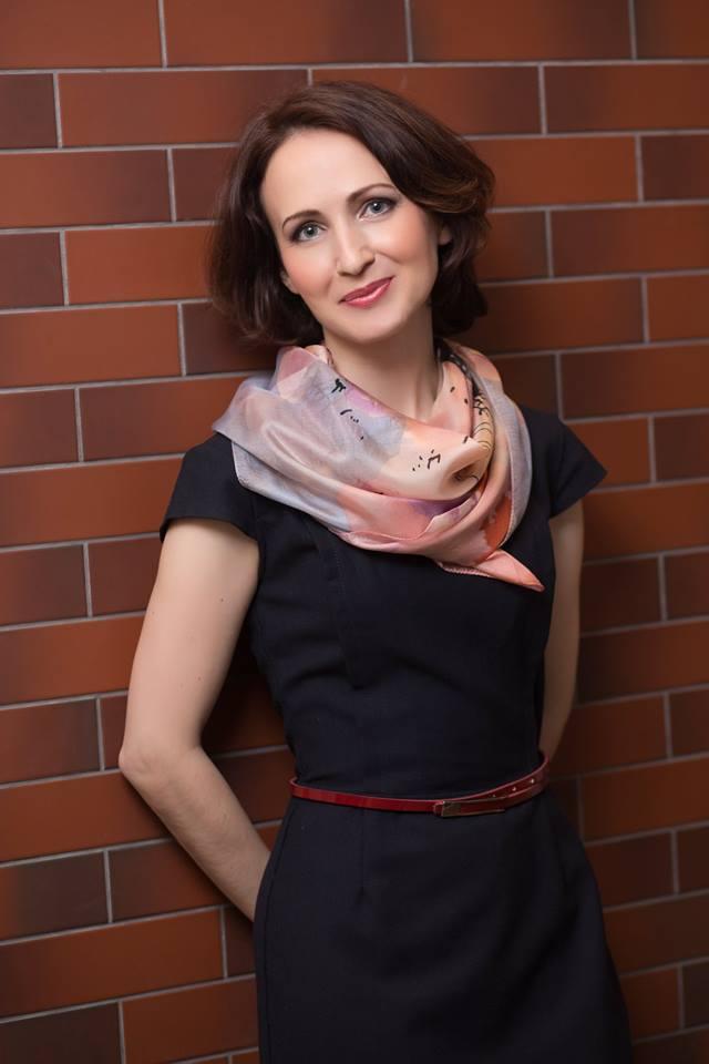 Юлия Шароватова. Руководитель проектов Экстернат и Домашняя школа Фоксфорда,  компания Нетология-Групп