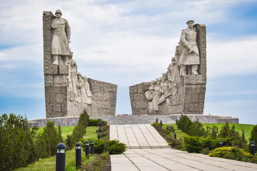 Картинки самбекские высоты
