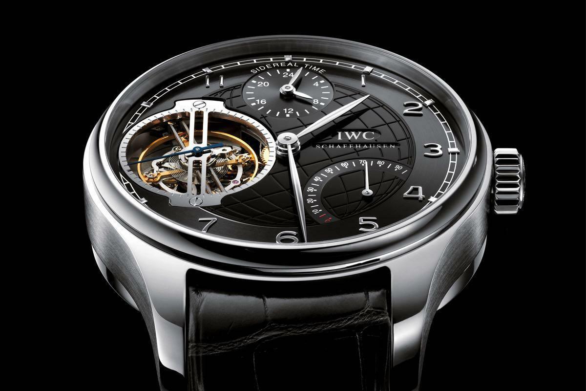 продать часы IWC
