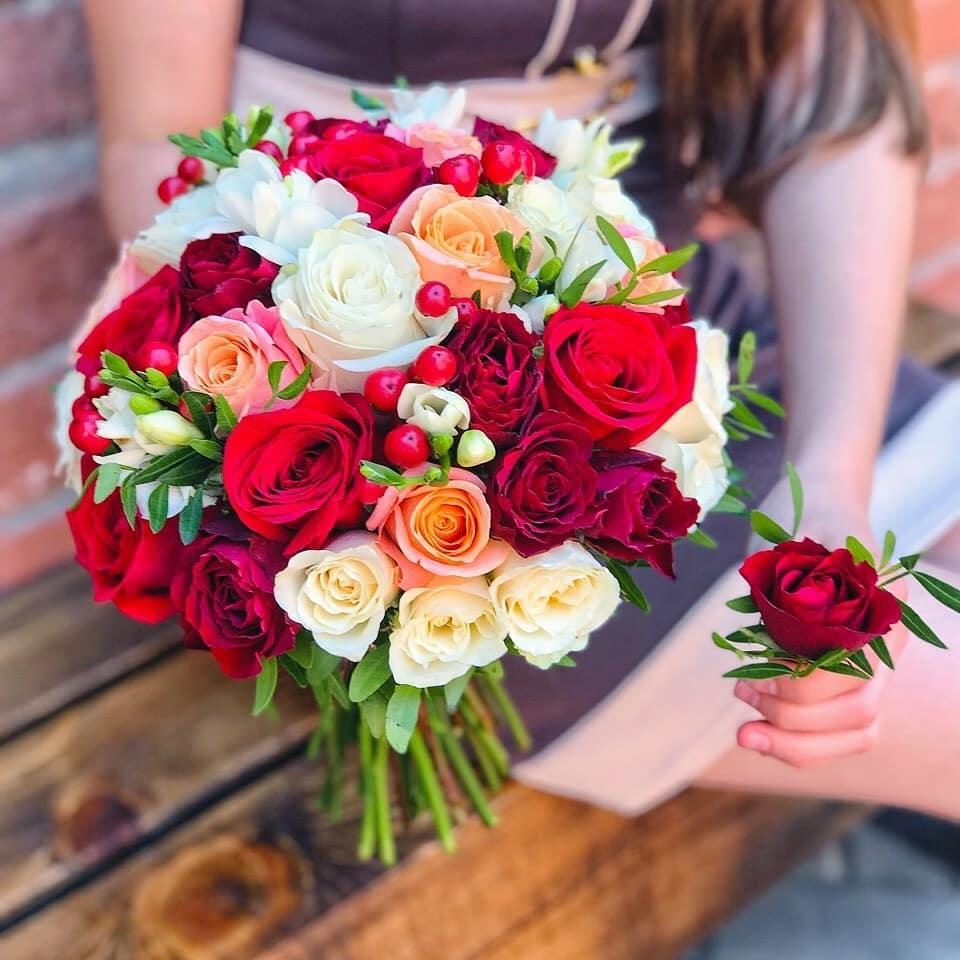 Букеты невесты салоны цветов