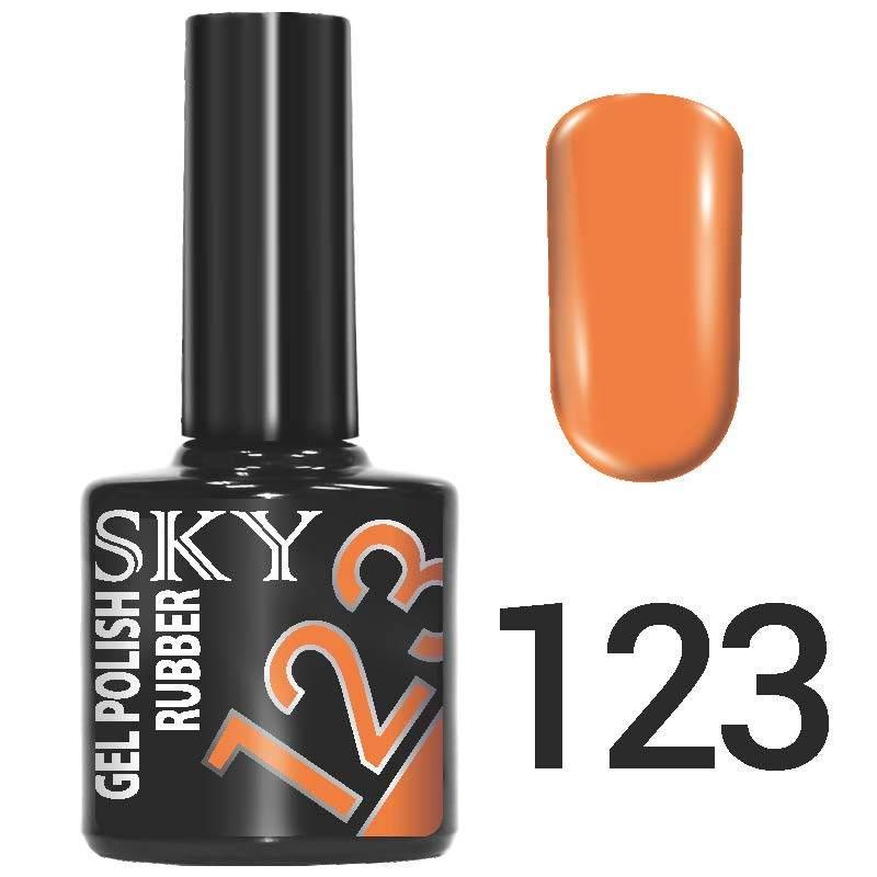 Sky gel №123