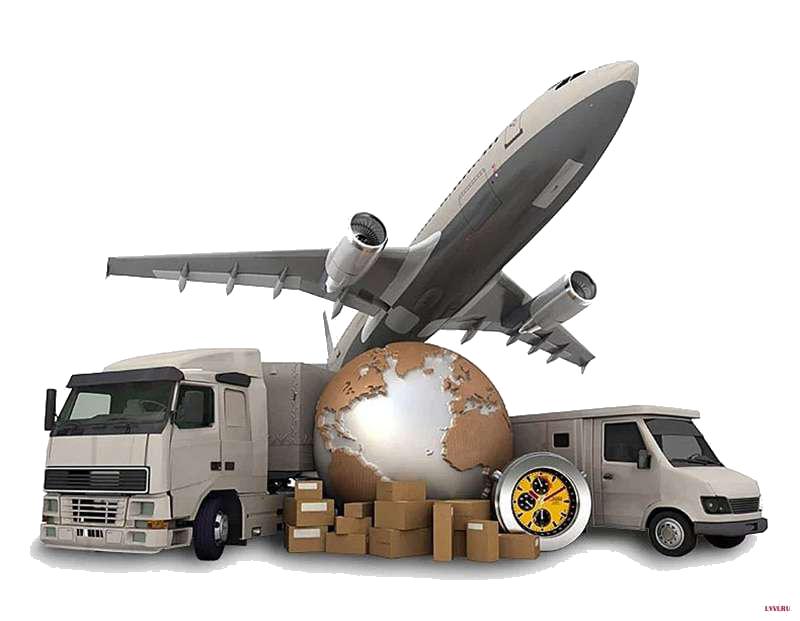 Доставка до транспортной компании, отправка в регионы