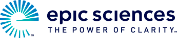 Epic Sciences  the power of clarity Logo