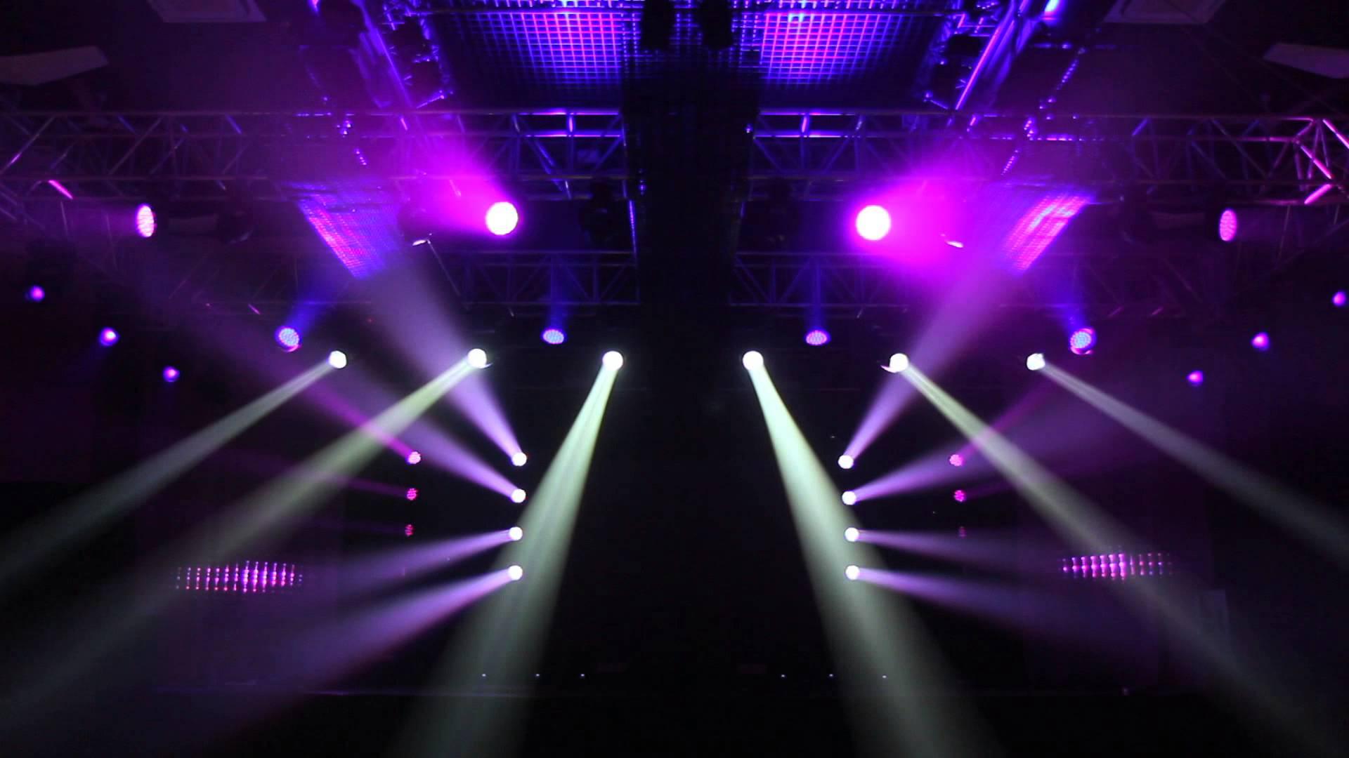 сценический прожектор