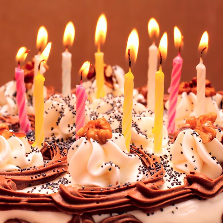 Картинки с тортиками на день рождения, про жирных