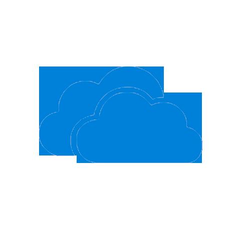 Microsoft OneDrive, хранилище данных