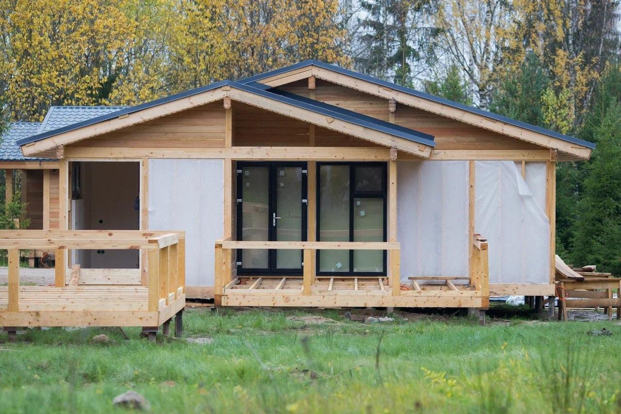 фахверковые дома DKT HOUSE