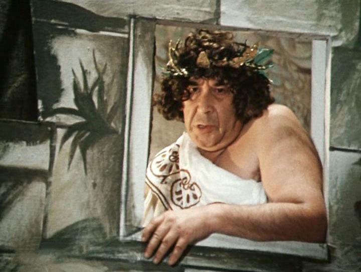 Актер Готлиб Ронинсон (1916–1991)