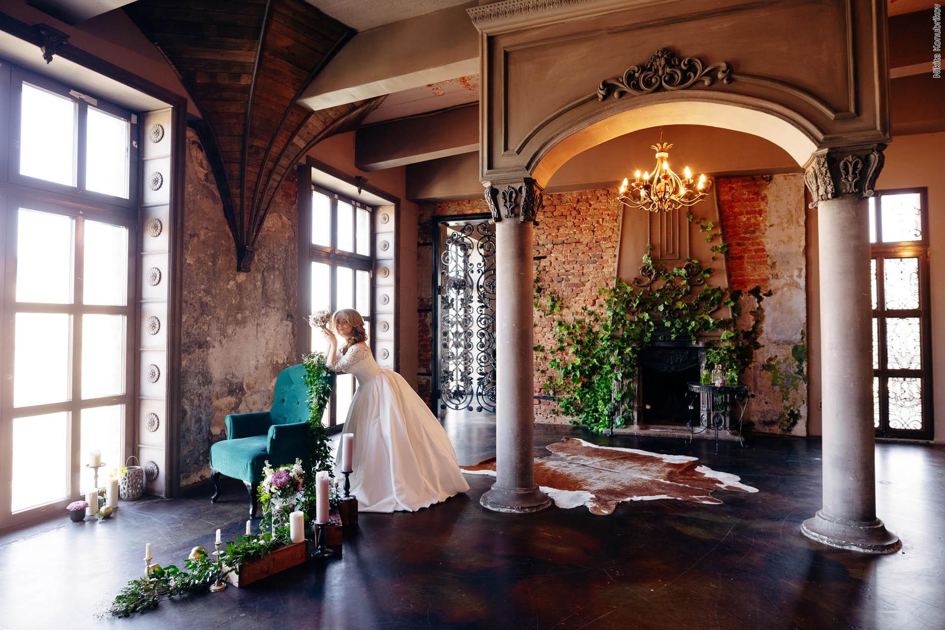 фотостудия для свадебной съемки москва главные компоненты