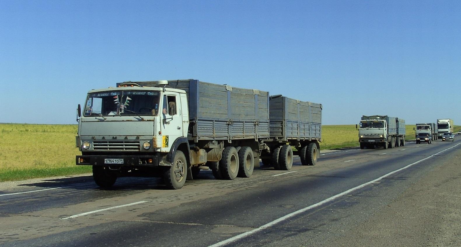 Находящиеся во владении физлиц и ИП 60% всех грузовых автомобилей страны имеют значительную степень изношенности (фото: Wikimedia)