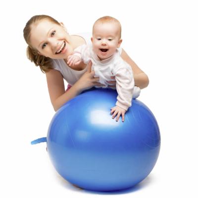 Гимнастический центр KrohaGym: гимнастика для детей от 1 до 2 лет