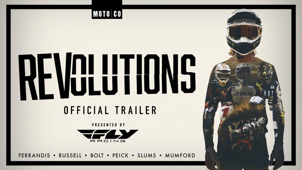 Анонс нового фильма - Revolutions
