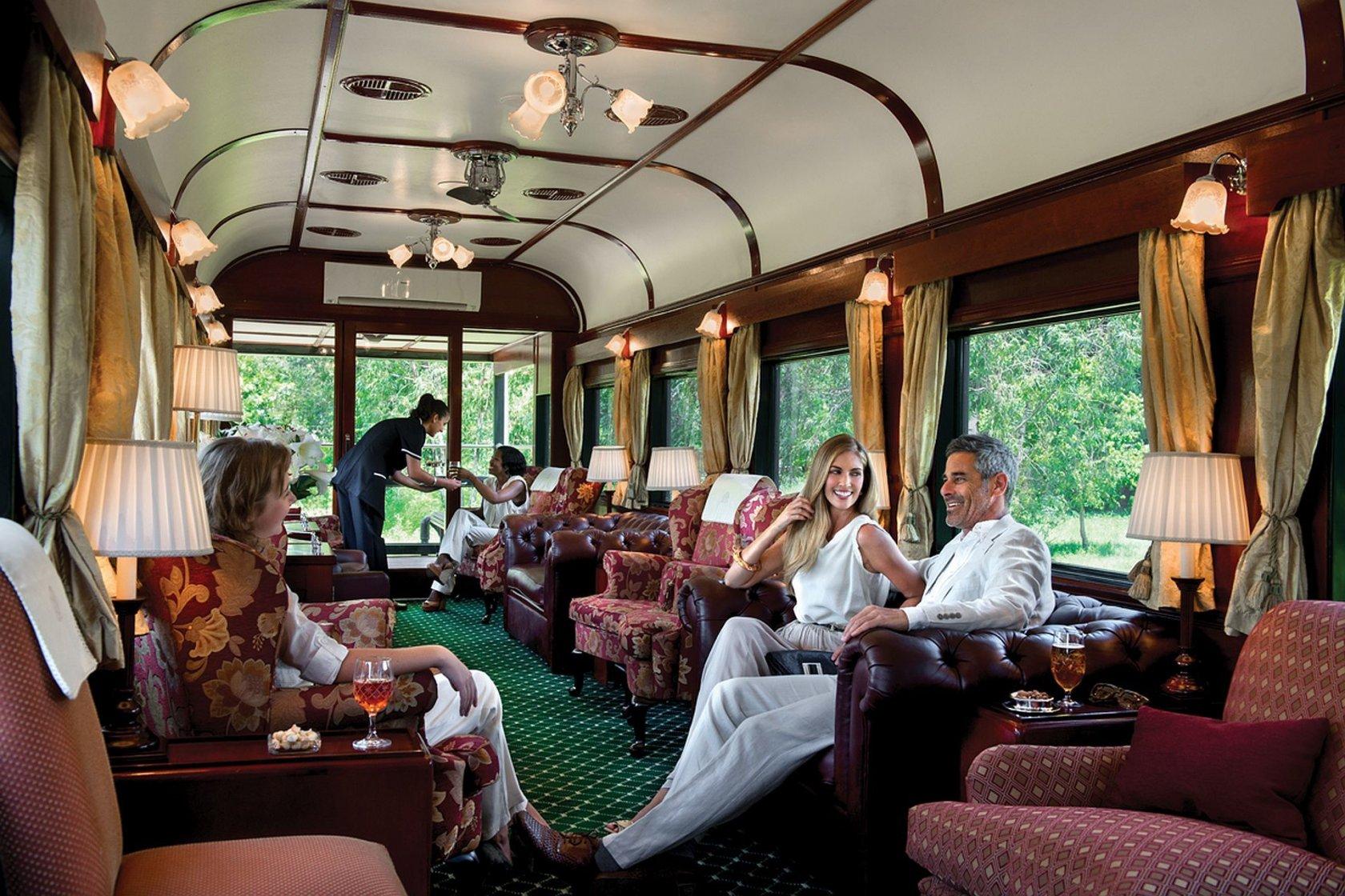 сделать фото поезда для миллионеров именно поэтому