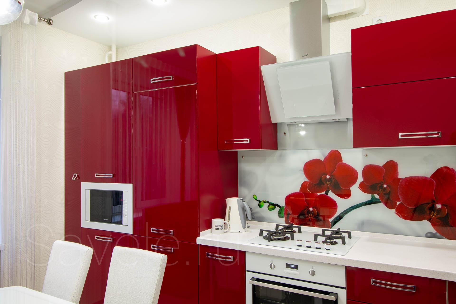 Дизайн кухонь с эркером фото этом
