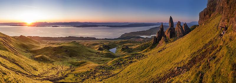 Природа Шотландии, фототур
