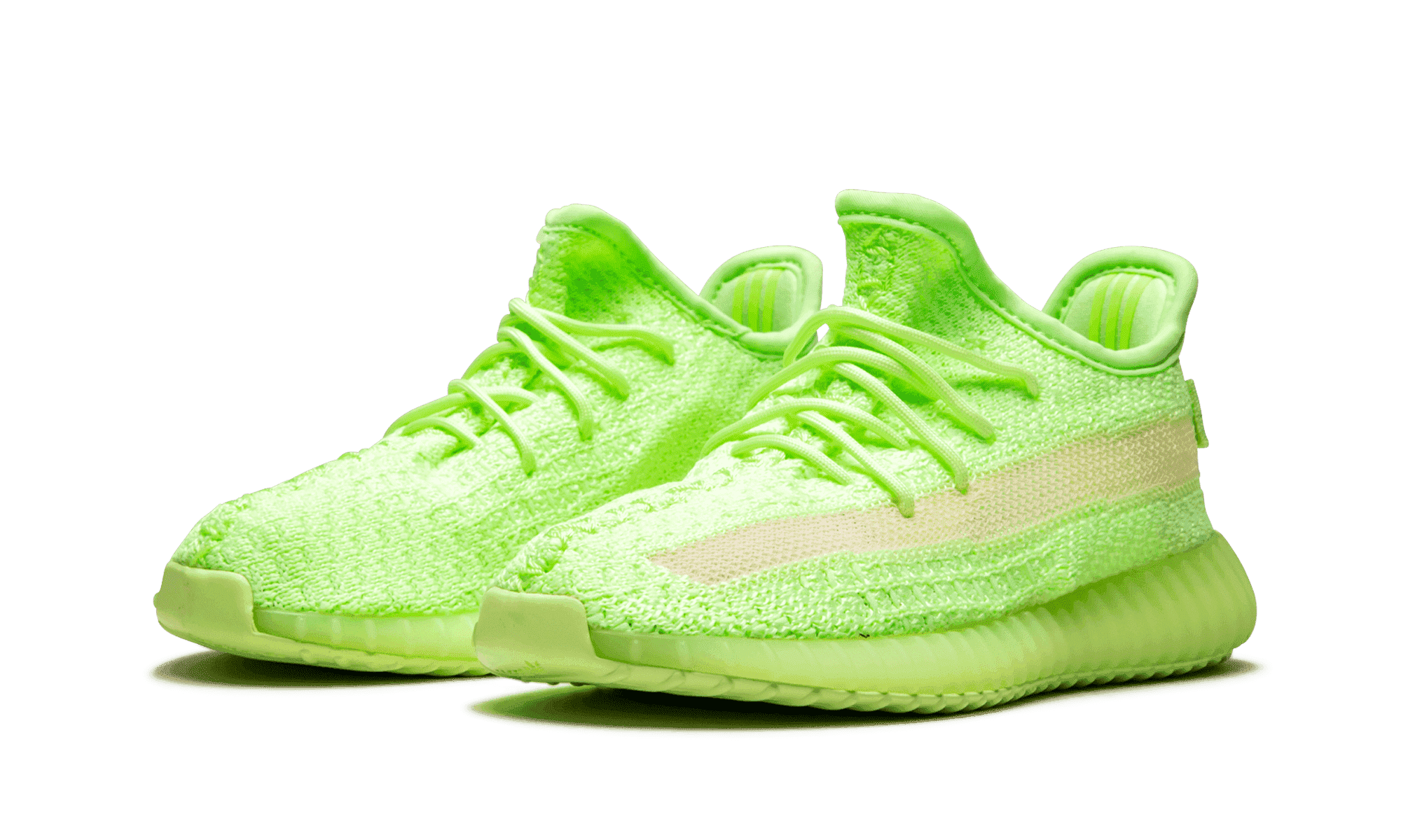 YEEZY BOOST 350 V2 INFANT GLOW