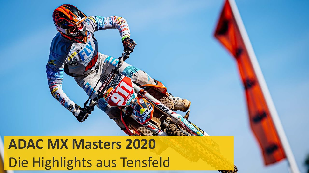 ADAC MX Masters 2020: Второй этап
