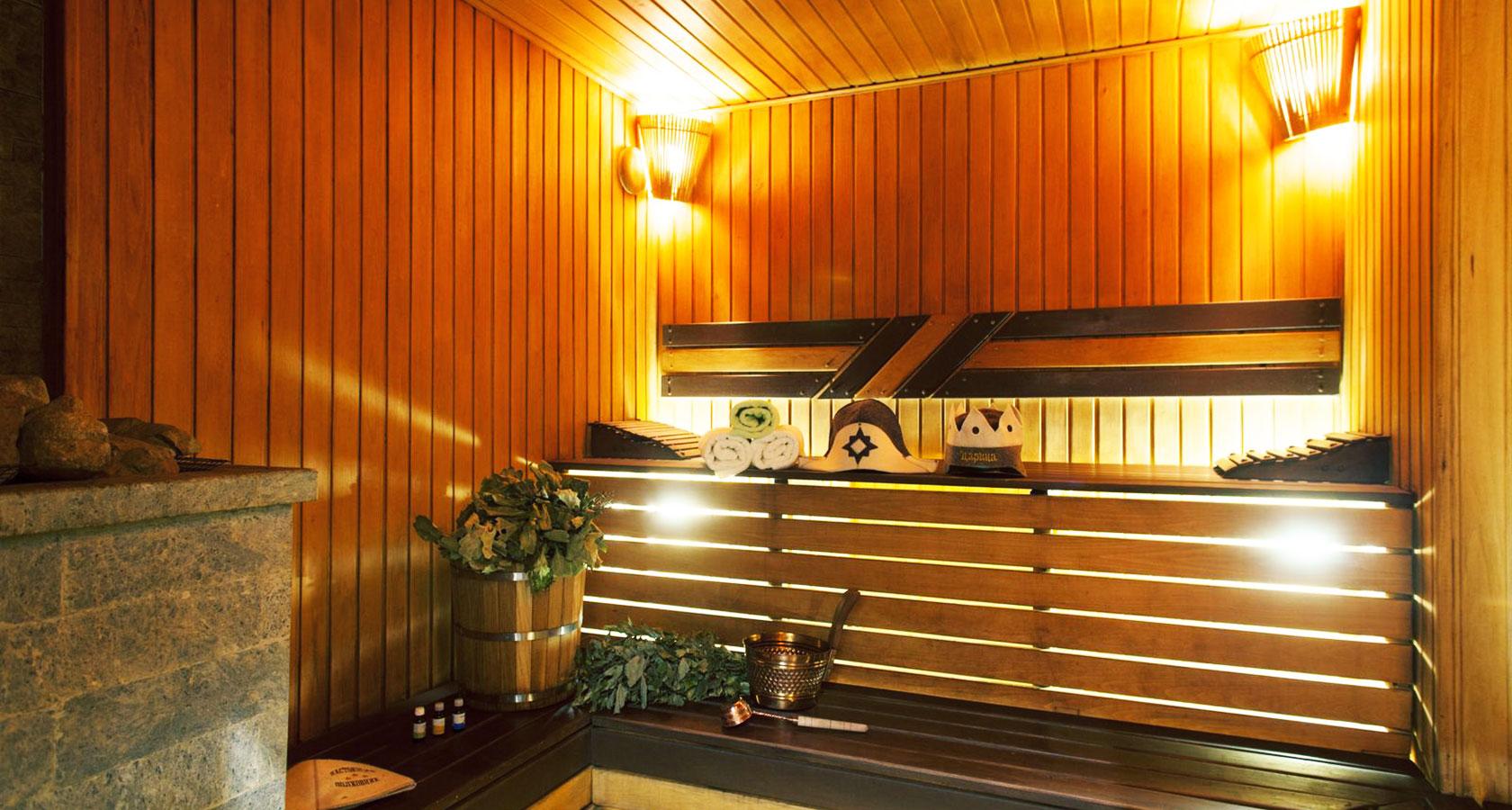 Пожарная безопасность бани и сауны — основные моменты