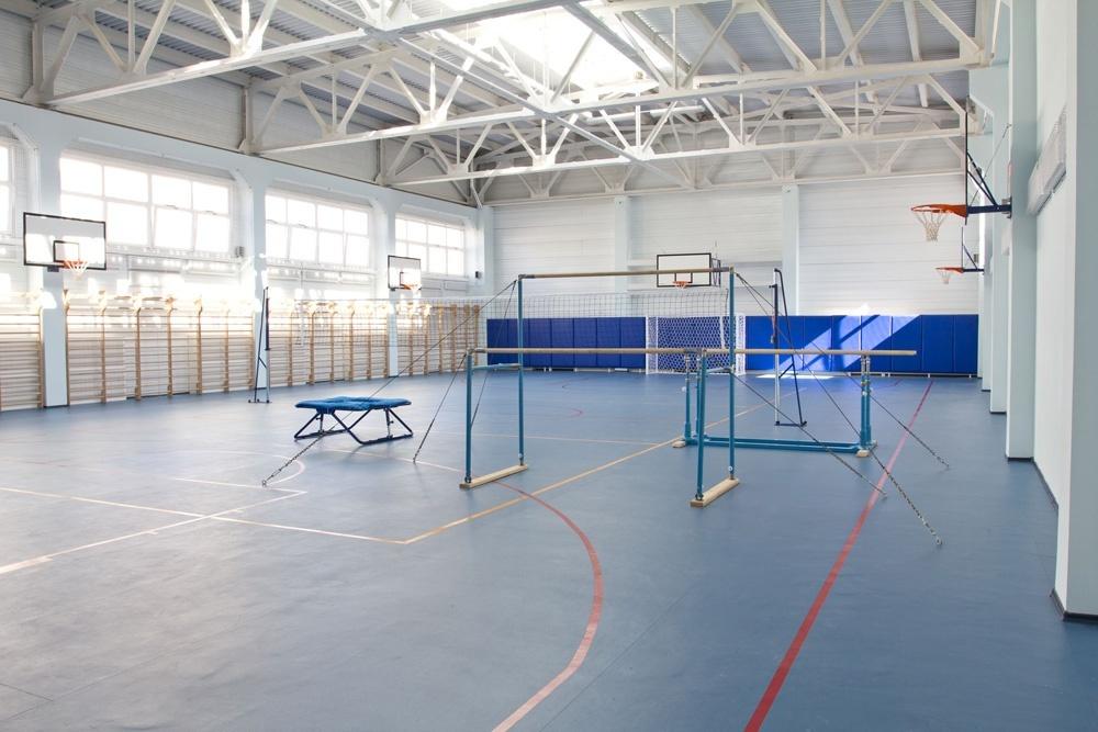 Спортивное оборудование для комплектации спортивного зала (брусья, стенки, канаты, перекладины, маты, комплекты для групповых занятий, скамейки и другое оборудование)