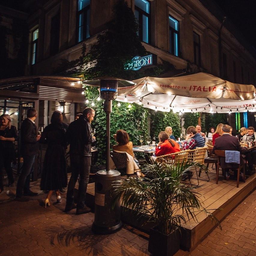 Винный бар Negroni, Нижний Новгород