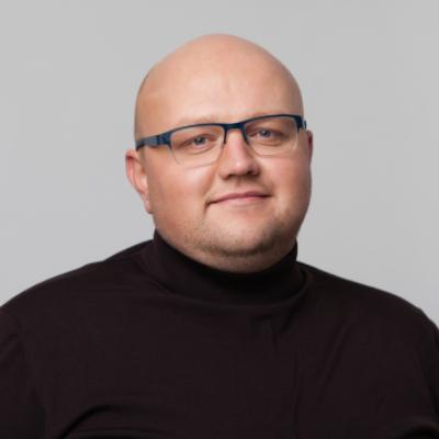 Максим Жабин, заместитель генерального директора СК «ЛенРусСтрой»