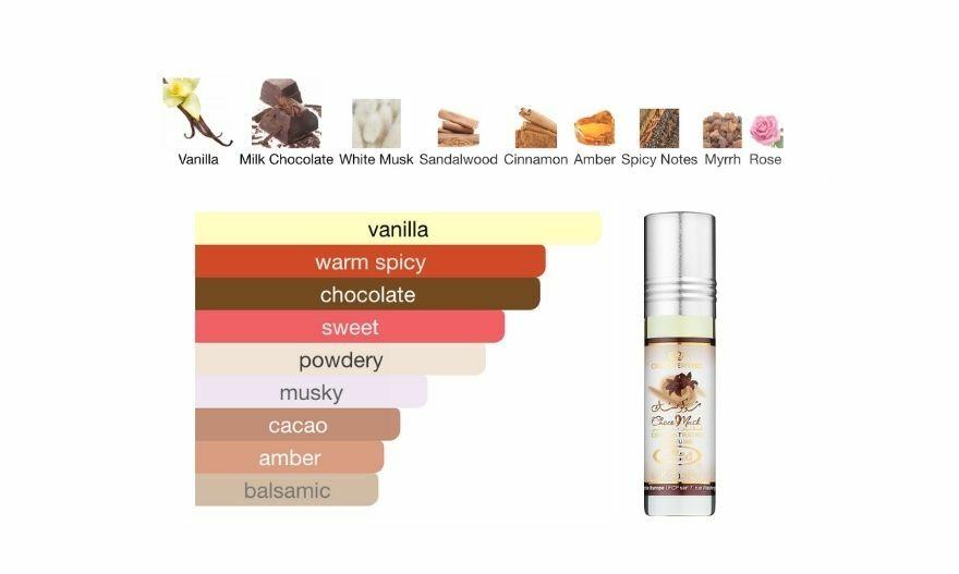Choco Musk by Al Rehab  - Arabian and Middle East Perfumes - Muskat Gift Shop Kenya