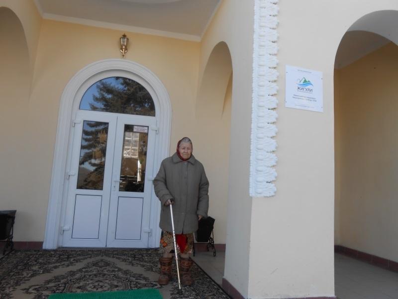 дома престарелых имангуловский