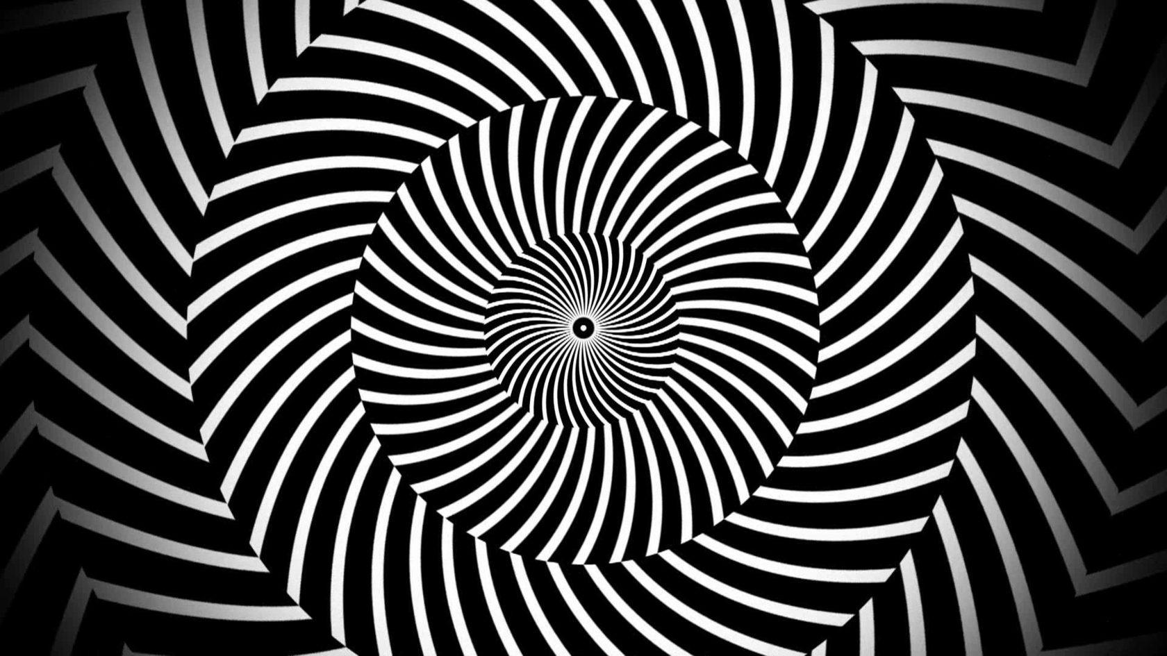 механический гипнотизирующие картинки двигаются довольно