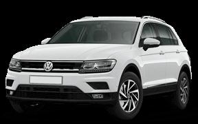 Аренда Volkswagen Tiguan в Екатеринбурге без водителя