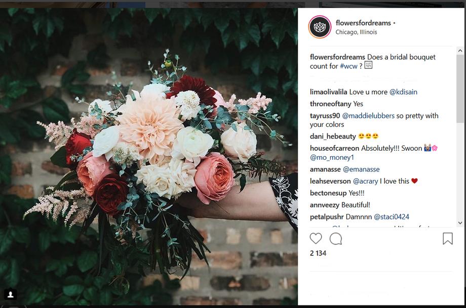 everybody likes flowers