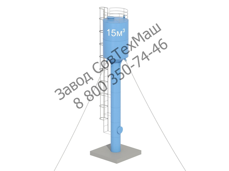 Купить водононапорную башню