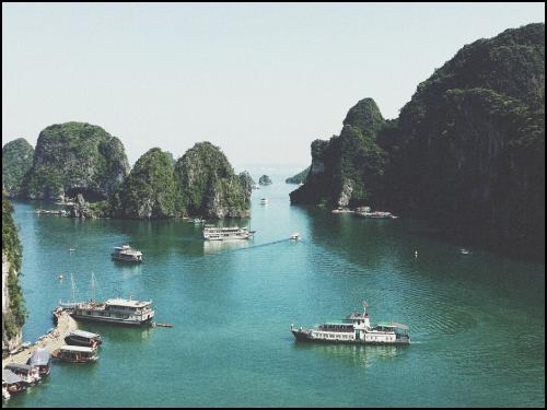 Вьетнам на Новый год