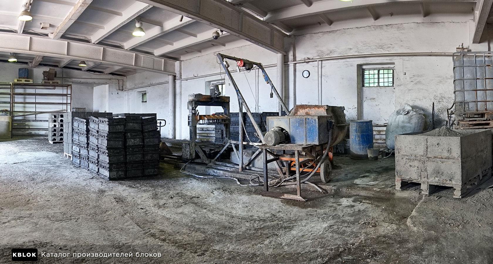 производство арболита в Краснокамске