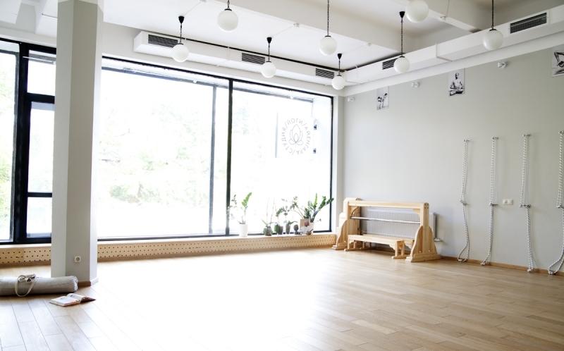 Фитнес-йога студия Киев