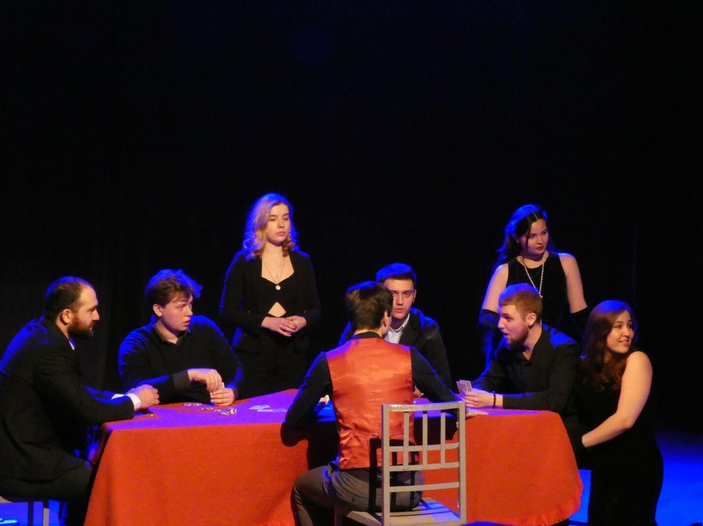 Этюд на мадригал «Lamento della Ninfa» К.Монтеверди