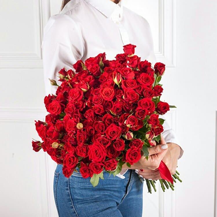 Доставка розы в минске