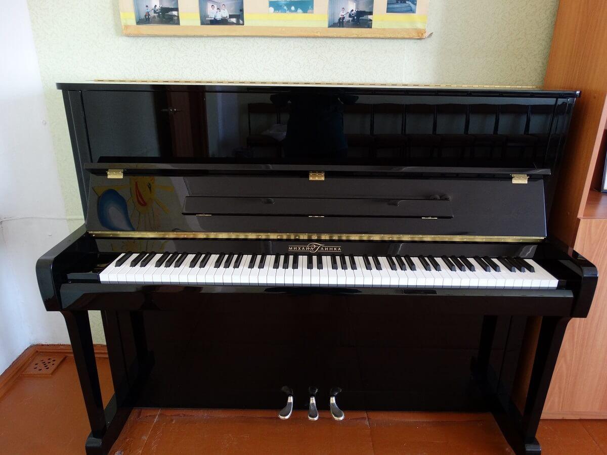 Новые пианино «Михаил Глинка»