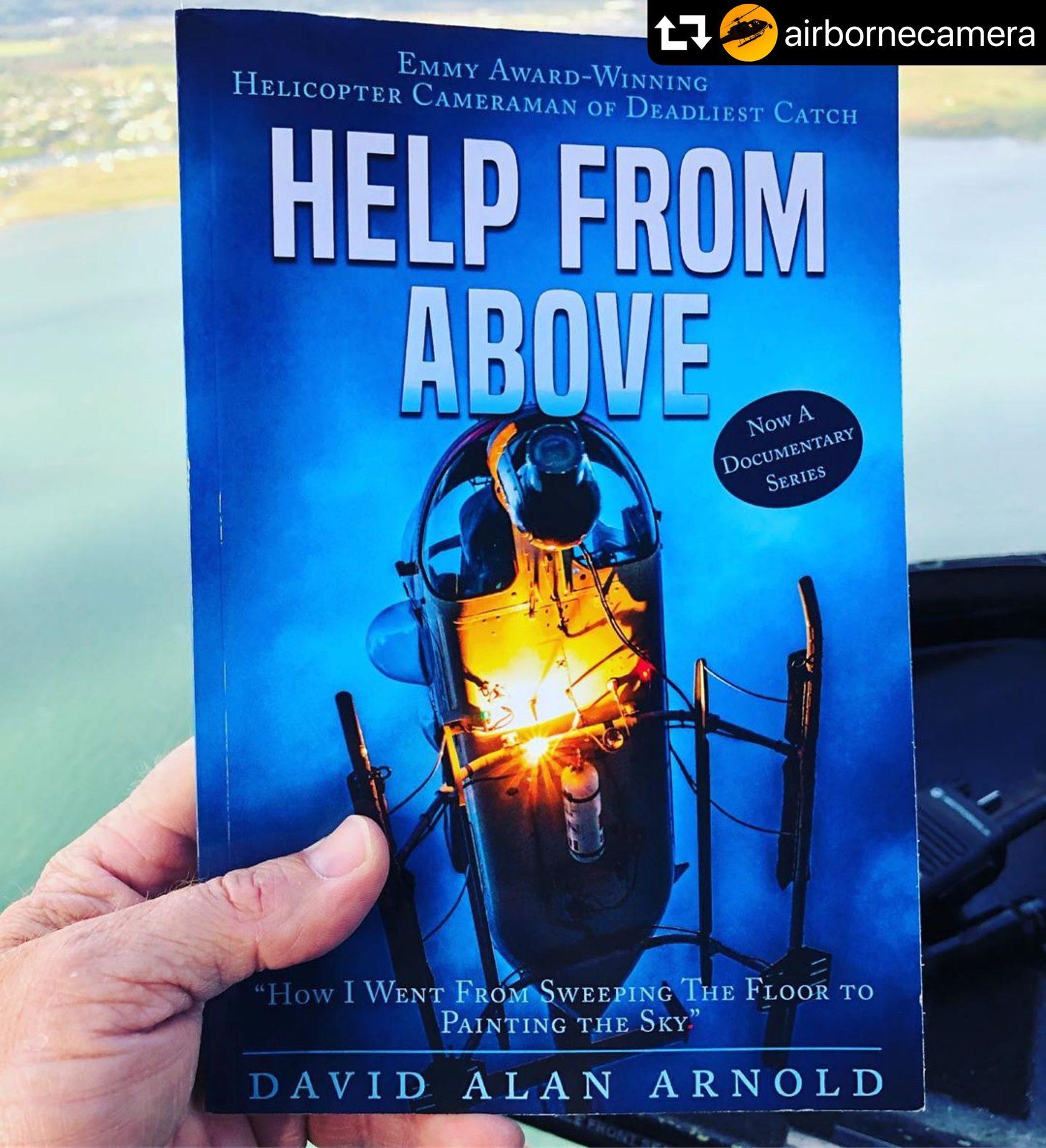 David Alan Arnold ©️