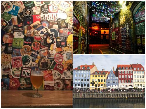 Копенгаген, Берлин, БУдапешт в декабре