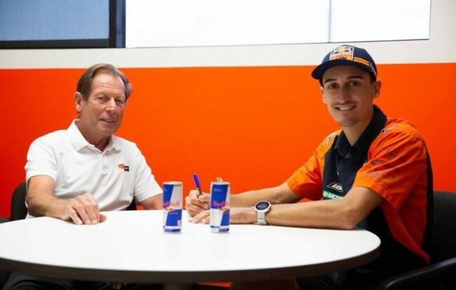 Марвин Мюскен продлевает контракт с KTM