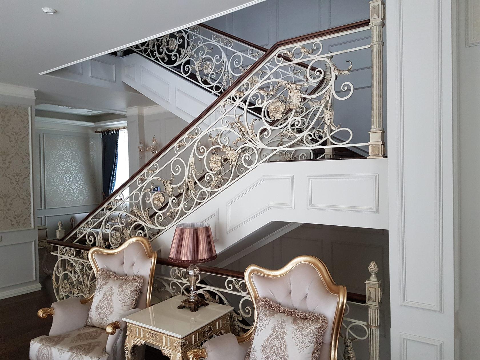 могли красивые перила для лестниц фото черед