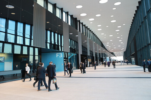 Hall IPhEB Expoforum