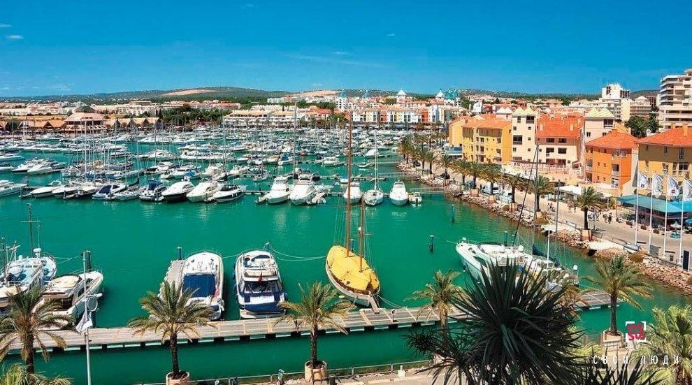 южная Португалия климат